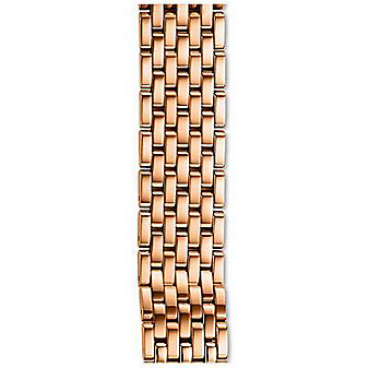Michele 16mm Serein 16 7-Link Rose Gold Bracelet
