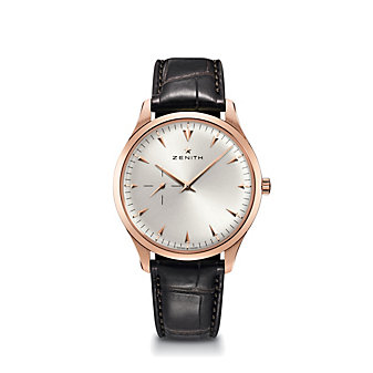 Zenith Captain Ultra Thin Rose Gold Watch