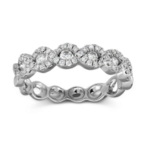 18K_White_Gold_Eternity_Patterned_Diamond_Band,_0.42cttw