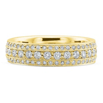 Precision_Set_18K_Yellow_Gold_Diamond_Band,_0.42cttw