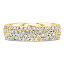 Precision_Set_18K_Yellow_Gold_Four_Row_Diamond_Anniversary_Band