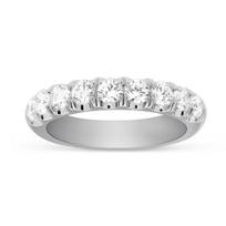 14K_White_Gold_Prong_Set_Diamond_Band,_1.03cttw