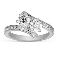 18K_White_Gold_Round_Forevermark_Diamond_Bypass_Ring,_1.31cttw