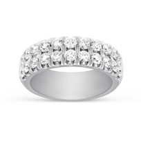 14K_White_Gold_Two_Row_Diamond_Anniversary_Band,_1.42cttw