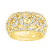 precision_set_18k_yellow_gold_swirl_eternity_diamond_band,_9.9mm