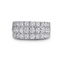 14K_White_Gold_Diamond_3_Row_Anniversary_Band
