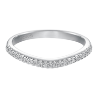 ArtCarved_14K_White_Gold_Ava_Diamond_Band