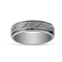 Tungsten_Slant_Patterned_Wedding_Band,_7mm