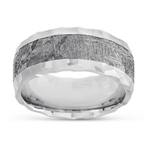 Cobalt_Chrome_&_Meteorite_Wedding_Band,_9mm
