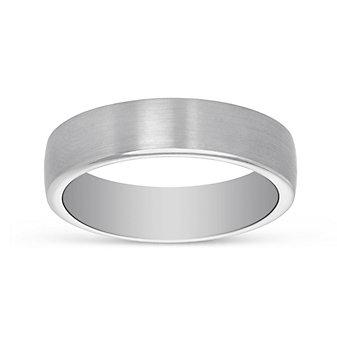 Palladium Comfort Fit Wedding Band, 5.5mm