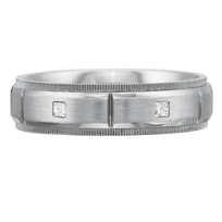 Precision_Set_Palladium_Princess_Cut_Diamond_Band,_7mm