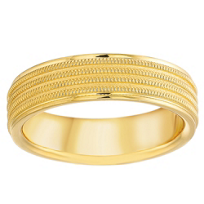 Precision_Set_18K_Yellow_Gold_Four_Row_Milgrain_Band,_6mm