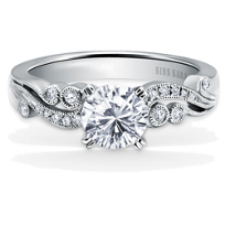 Kirk_Kara_Platinum_Angelique_Diamond_Ring_Mounting,_0.11cttw