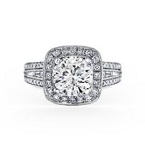 kirk_kara_platinum_carmella_collection_diamond_halo_ring_mounting