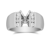 14K_White_Gold_Bold_Vertical_Channel_Set_Round_Diamond_Ring_Mounting