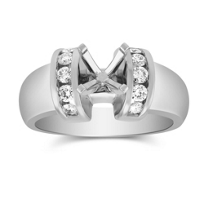14K_White_Gold_Ring_Mounting_With_Channel_Set_Round_Diamond_Bars