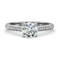 Precision_Set_18K_White_Gold_Bead_Set_Diamond_Ring_Setting,_0.10cttw