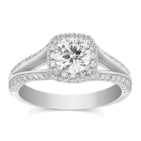 Precision_Set_18K_White_Gold_Round_Diamond_Halo_With_Split_Shank_Ring_Mounting