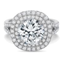Precision_Set_18K_White_Gold_Diamond_Double_Halo_Ring_Setting,_1.03cttw