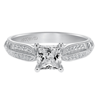 ArtCarved_14K_White_Gold_Roxi_Diamond_Engagement_Ring_Setting