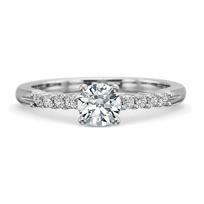 Precision_Set_18K_White_Gold_Prong_Set_Diamond_Ring_Setting,_0.15cttw