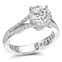 18K_White_Gold_Split_Shank_Diamond_Ring_Mounting