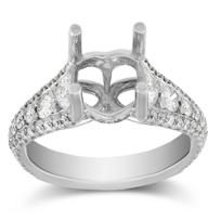 Precision_Set_18K_White_Gold_Three_Row_Diamond_Ring_Mounting
