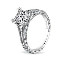 Kirk_Kara_18K_White_Gold_Stella_Baguette_Diamond_Ring_Mounting,_0.37cttw
