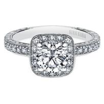 Kirk_Kara_18K_White_Gold_Carmella_Halo_Diamond_Ring_Mounting,_0.28cttw