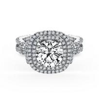 kirk_kara_18k_white_gold_diamond_square_halo_pirouette_collection_ring_mounting