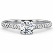 Precision_Set_18K_White_Gold_Diamond_Ring_Setting,_0.12cttw