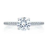 a._jaffe_14k_white_gold_ring_mounting_with_diamond_shank,_0.23aptw