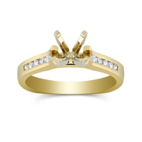 14K_Yellow_Gold_Petite_Channel_Set_Round_Diamond_Ring_Mounting