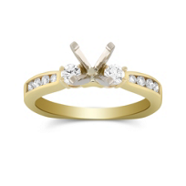 14K_White_Gold_Prong_and_Channel_Set_Round_Diamond_Ring_Mounting