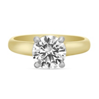 Precision_Set_18K_Yellow_Gold_Diamond_Gallery_Ring_Mounting,_0.07cttw