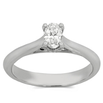 14K_White_Gold_Oval_Diamond_Ring,_0.39cttw