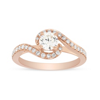 A._Jaffe_14K_Rose_Gold_Round_Diamond_Swirl_Halo_Engagement_Ring