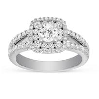 14K_White_Gold_Round_Diamond_Halo_Split_Shank_Ring,_1.56CTTW