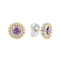Lagos_Signature_Color_Sterling_Silver_&_18K_Yellow_Gold_Amethyst_Earrings_