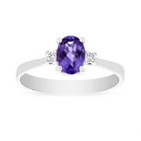 14k_white_gold_checkerboard_oval_amethyst_&_diamond_3_stone_ring