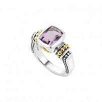 lagos_sterling_silver_&_18k_yellow_gold_caviar_color_amethyst_ring