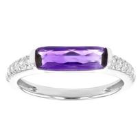 14k_white_gold_checkerboard_elongated_cushion_amethyst_&_diamond_ring