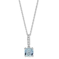 14K_White_Gold_Cushion_Aquamarine_and_Round_Diamond_Pendant