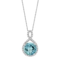 14K_White_Gold_Aquamarine_and_Diamond_Infinity_Halo_Pendant