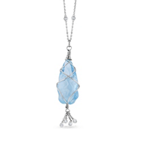 14k_white_gold_aquamarine_and_diamond_freeform_pendant_with_diamond_by_the_yard_chain,_32.5""