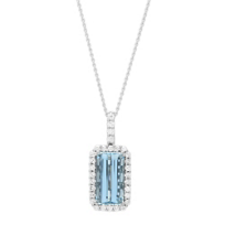 18K_White_Gold_Emerald_Cut_Aquamarine_and_Round_Diamond_Halo_Pendant