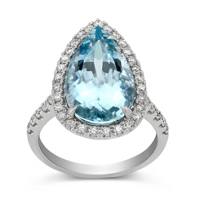 18K_White_Gold_Pear_Shape_Aquamarine_and_Round_Diamond_Halo_Ring