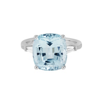 14K_White_Gold_Checkerboard_Cushion_Aquamarine_Ring_with_Diamond_Baguettes