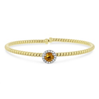 18k_yellow_and_white_gold_diamond_halo_and_citrine_flexible_cuff_bracelet