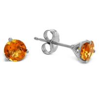 14K_White_Gold_Round_Citrine_Stud_Earrings,_5mm